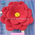Real touch foam artificial rose flowers (WFOH-01)