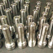 35CrMo Steel Forging Shaft Blank for Percussion Rock Bits