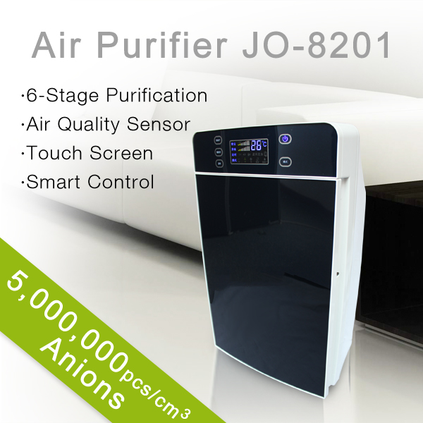 Electrical Household item HEPA Air Purifier Home Air Purifier JO-8201
