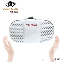 Strict time control supplier 3d vr glasses for dvd