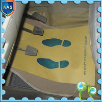 Floor Mat Packaging Design Pollution Free