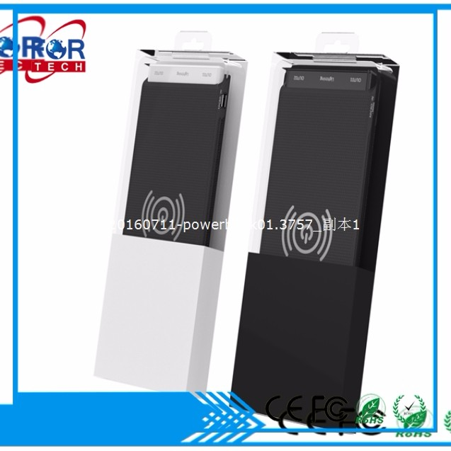 New products 2017 innovative product wholesale wireless charger anker power bank 10000mAh battery charger with gift box