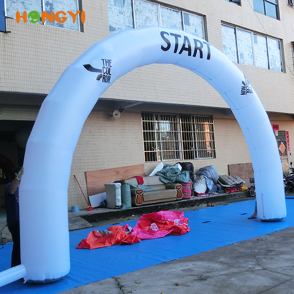 Commercial Event Inflatable Start/Finish Arch Outdoor Racing Competition Arch