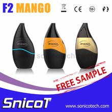 New Invention F2 Mango Bottom Filling Electronic Cigarette China Factory