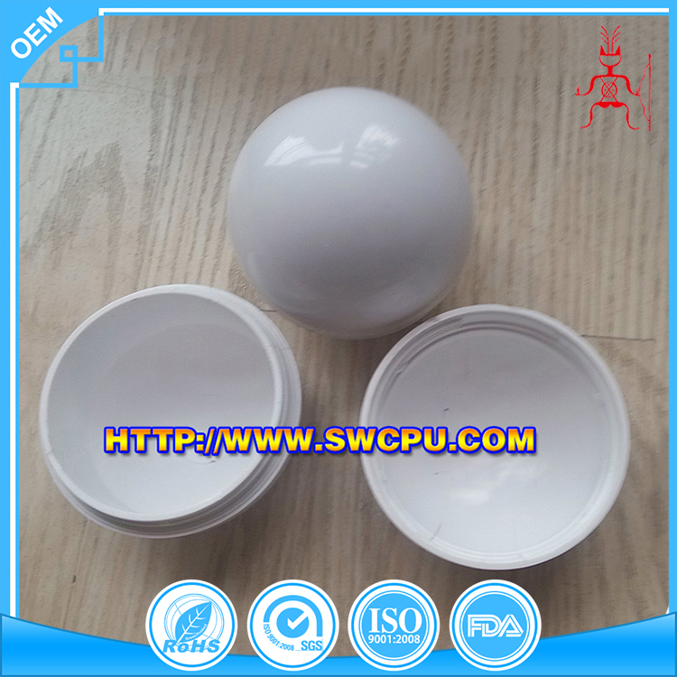 Customized ABS hollow plastic sphere