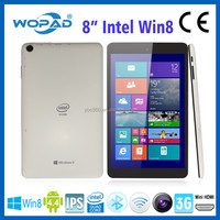 Intel Baytrail-T Quad-Core i801 8inch 3G cheap tablet PC with dual system
