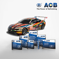 ACB Basecoat Series 1K Metallic Colors Car Paint