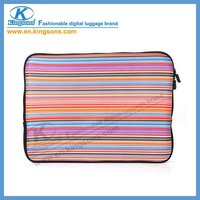 Neoprene laptop sleeve wholesale 14 inch