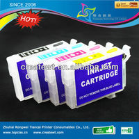 refillable ink cartridge for epson t10/ t11/ t13
