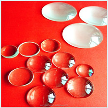 For a telescope protective glass spherical optical glass Lens