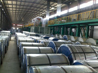 galvanized steel coils and zinc aluminium roofing sheets