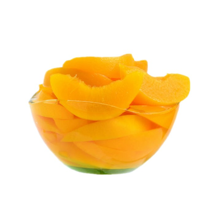 hot product canned yellow peach