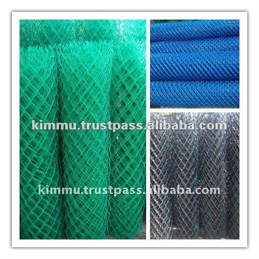 Diamond Mesh Chain Link Fence