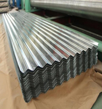 alibaba express china prime grade Galvanized Steel roofing shingle
