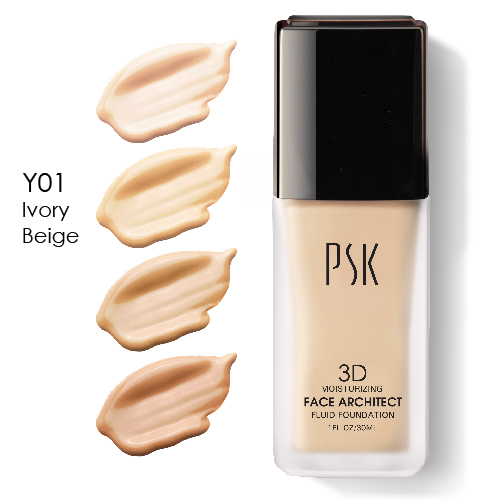 3P4402 Ivory Beige Color Liquid Foundation For Makeup