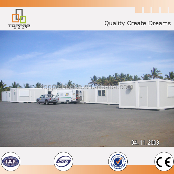 pre-made ready made prefabricated container house