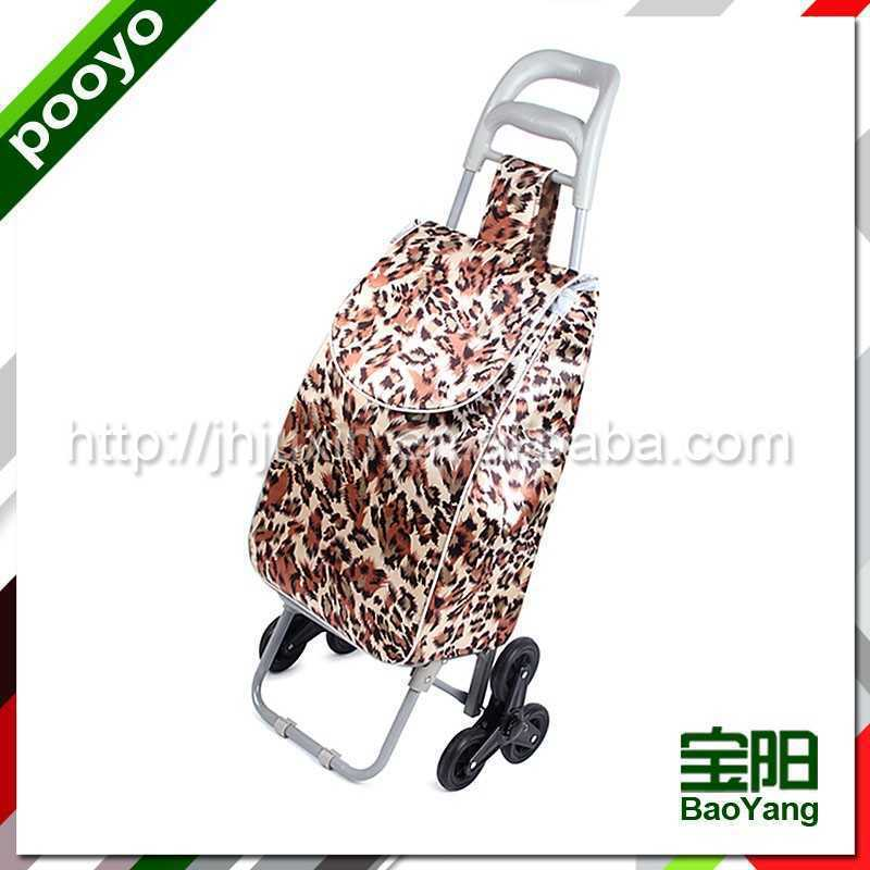 portable luggage trolley cart ez go roll cage