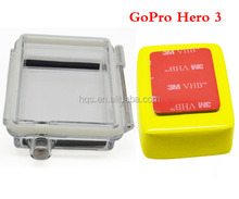 Go Pro Camera Accessories LCD Version Backdoor Floaty Sponge Set for GoPros Hero3/2/1