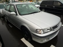 2001 Nissan Sunny, Steeriong: Right, used car 23268