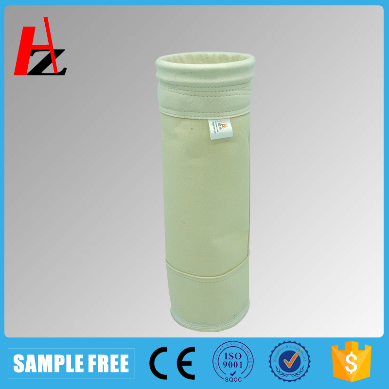 Dust Collector PPS Filter Bags High Temperature Resistant Filter CC