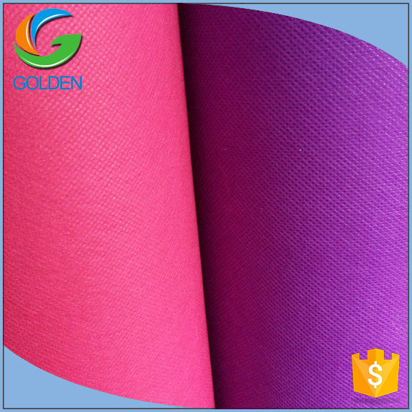 raw material for non woven bags/non flammable fabric nonwoven fabric rolls/manufacturer pp non-woven fabric