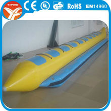 commercial double banana boat with 16 seats