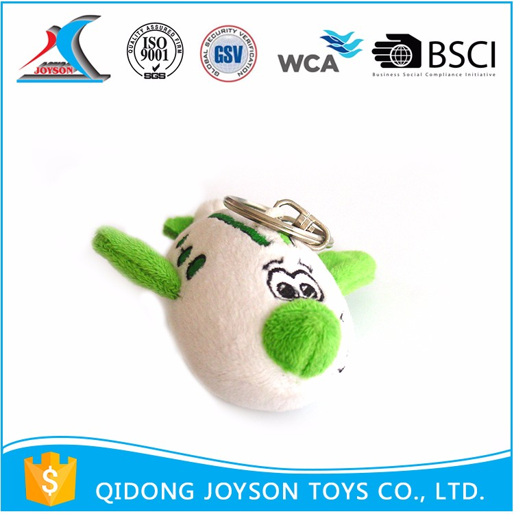 Mini Plush Animals Keychain Keychain One Piece Making Supplies