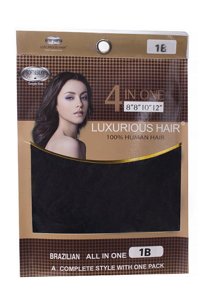 luxurious hair