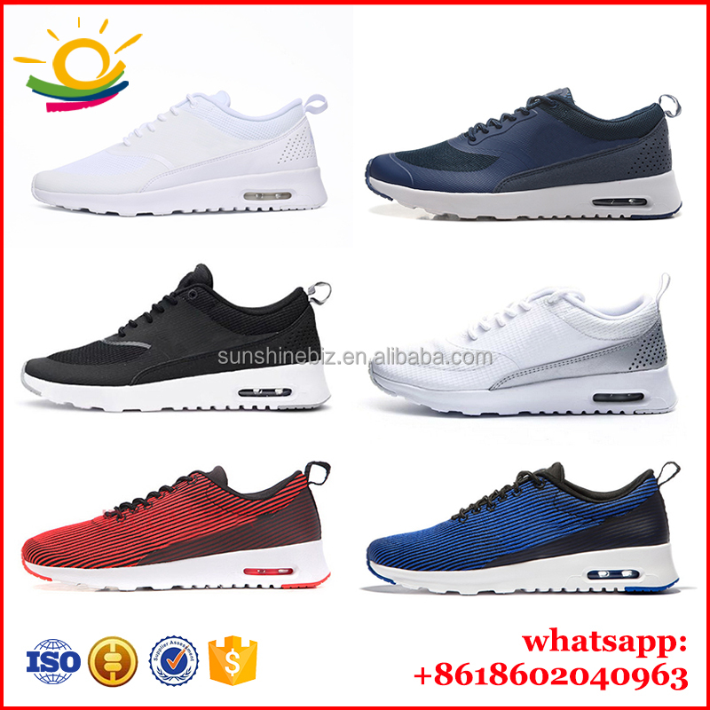 2017 Models Small Air Cushion Max Quality 87 Thea Running Shoes 90 Sports Shoes