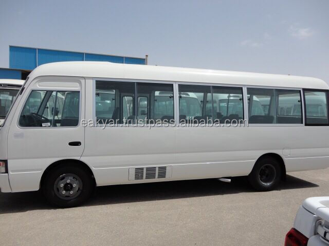 Toyota Coaster 30 Seater 4.2 LT Diesel Manual - MPID2267