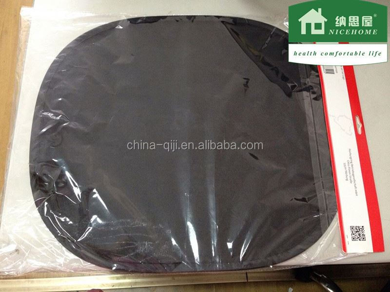 car sunshade vent visor