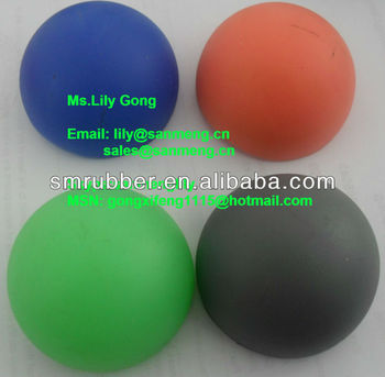 Custom Made Colors Silicone Ball