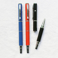 High Quality Telescopic Red Laser Pointer Pen Multi Function Stylus Pen