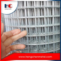 Galvanized 6x6 Reinforcing Welded Wire Mesh