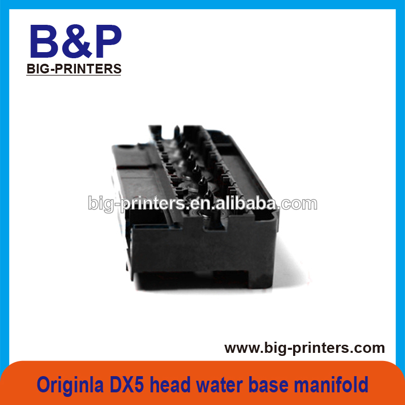 High quality ! Inkjet Printer Spare Parts Original DX5 head water base manifold /printhead covers For DX5 Head Printer