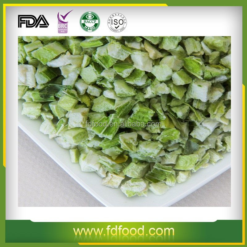 Nothing Added FD Food Healthy Freeze-Dried Celery For Sale