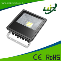 IP65 high bright 30w outdoor purple color led flood light