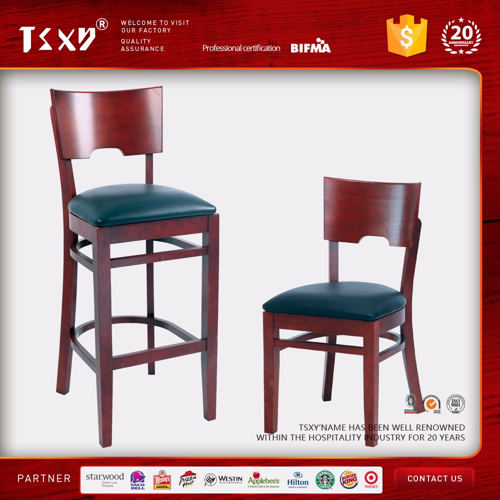 solid wood dining room chair