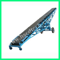 Belt conveyor/coal handling system