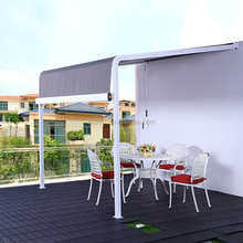 Balcony Rain Protect Canopy Garden Used Waterproofing Awning