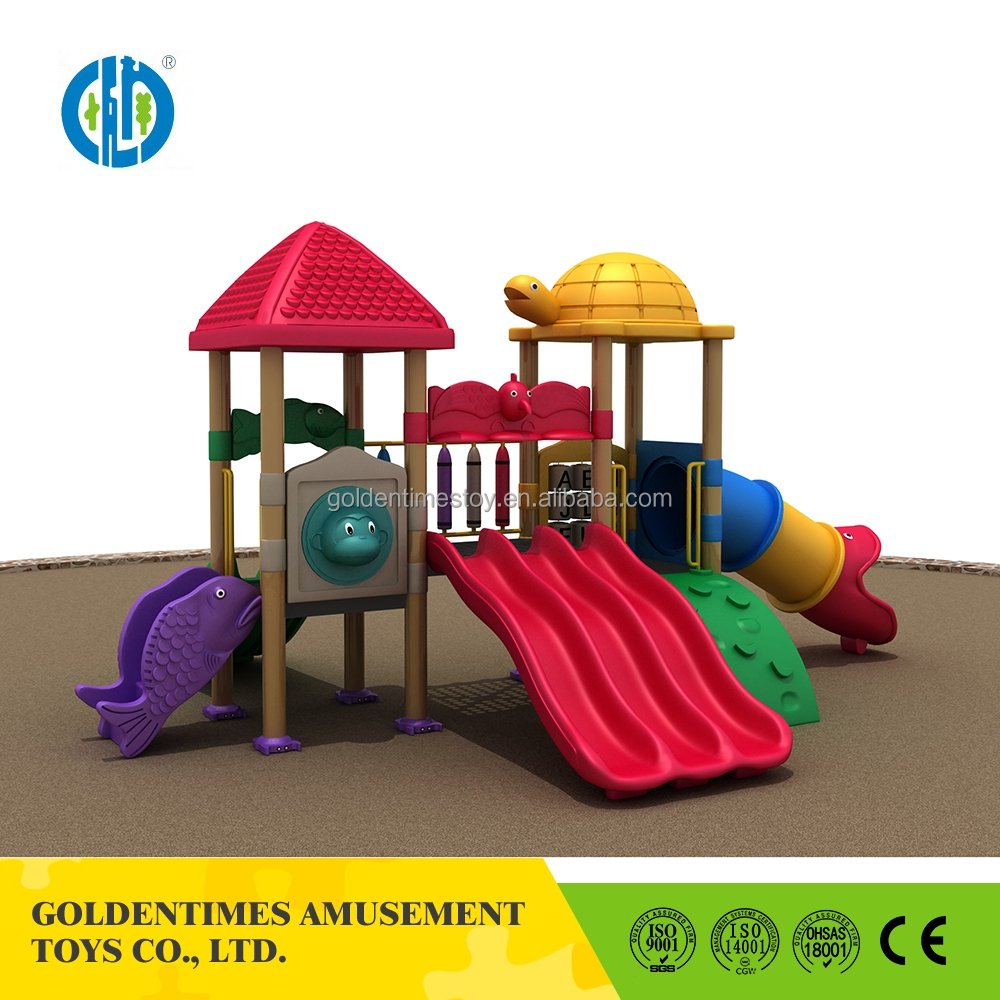 Hot sale children slide games outdoor playground equipment for cheap