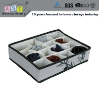 Quality durable popular sale underwear collapsible storage box