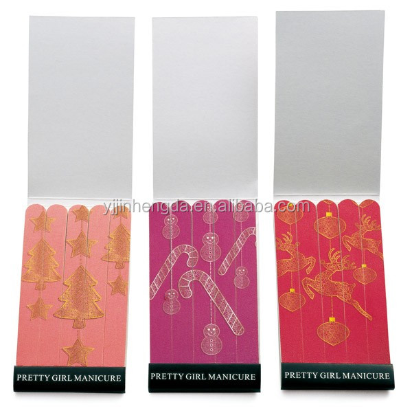 Easy Set Sand Paper Nail File