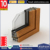 Top Quality KND75 Series Aluminum Cladding Wood Profile for Swing-out Door