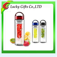 BPA Free Custom Tritan Fruit Infuser Water Bottle