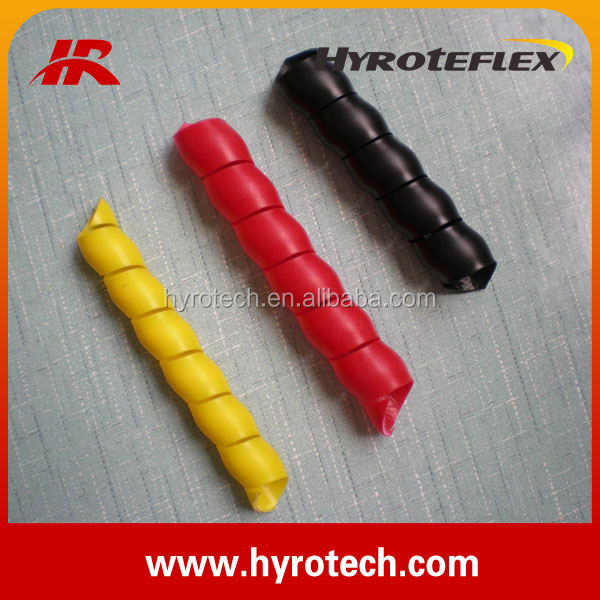 competitive price!!Plastic hose guard / hydraulic hose protector made in china