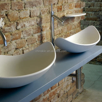 Cheap granite vanity top with vessel sink