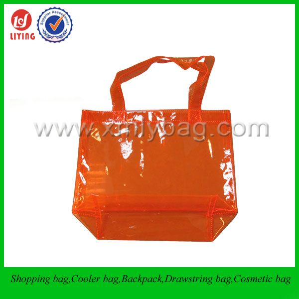 All Kinds of Transparent PVC Leather Toiletry Bag