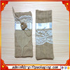 Personalized Cheap With Garland Jute Jewelry Pouch Jute Bag Wholesale