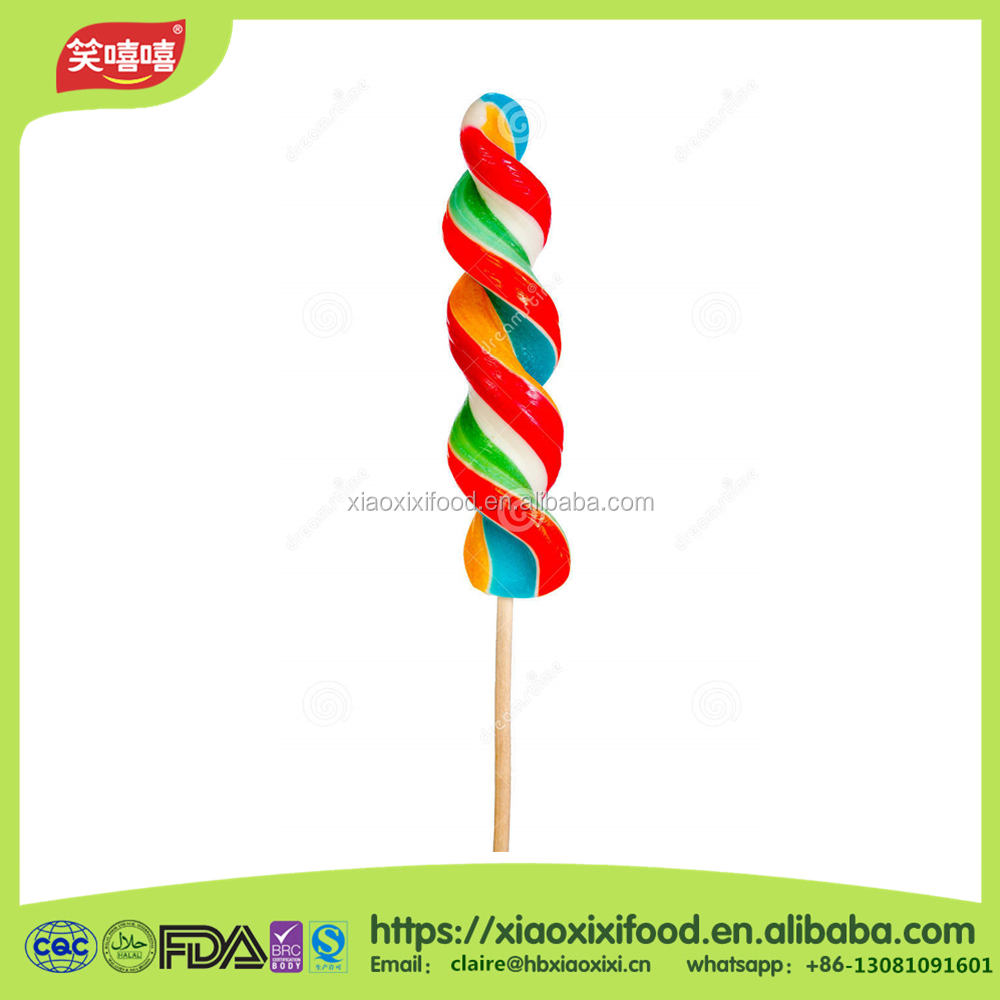 wholesale ice cream lollipop plastic lollipop sticks lollipop christmas decoration